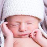 fotografía de recién nacido en Barcelona