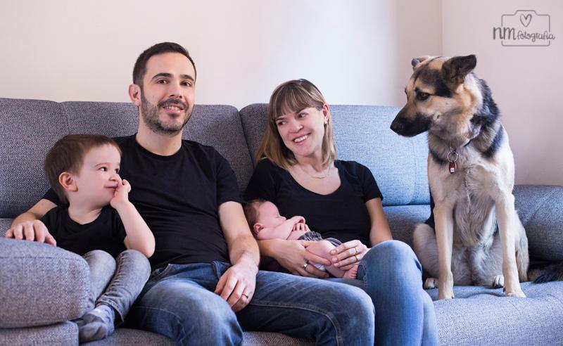 sesion de fotos de recién nacido a domcilio