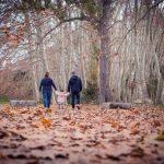 sesión de fotos de familia en otoño