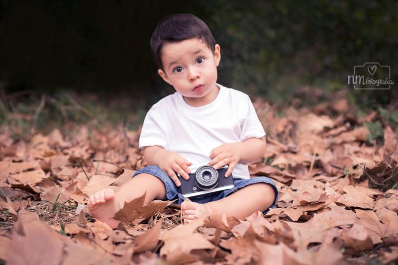 fotos de niños nmfotografía